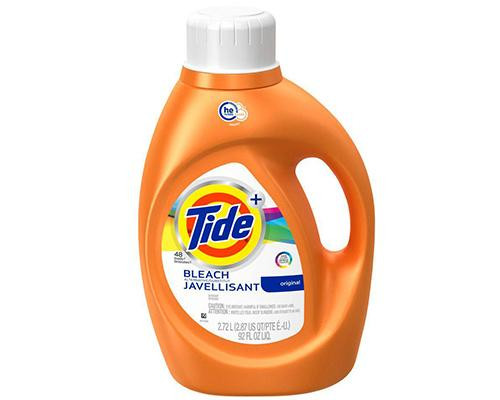 Tide Liquid Detergent + Bleach Alternative • 92 oz