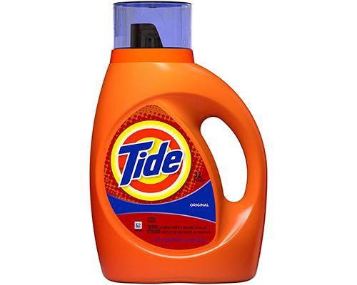 Tide Liquid Detergent Original • 50 oz