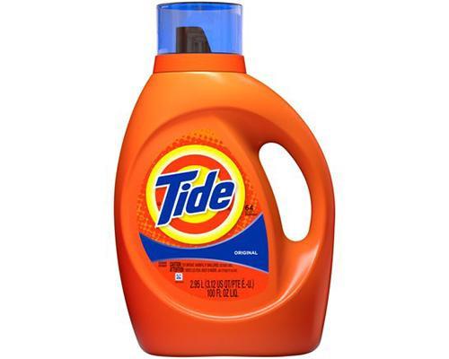 Tide Liquid Detergent Original • 100 oz