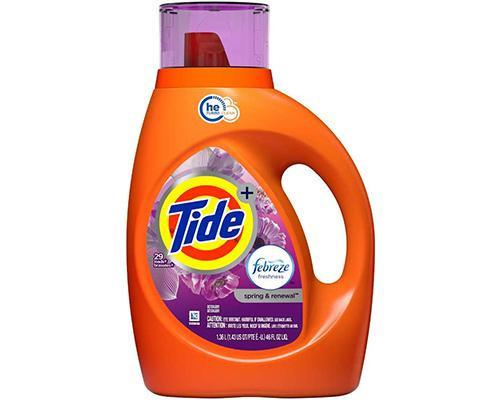 Tide Liquid Detergent with Febreze Freshness Spring & Renewal • 46 oz