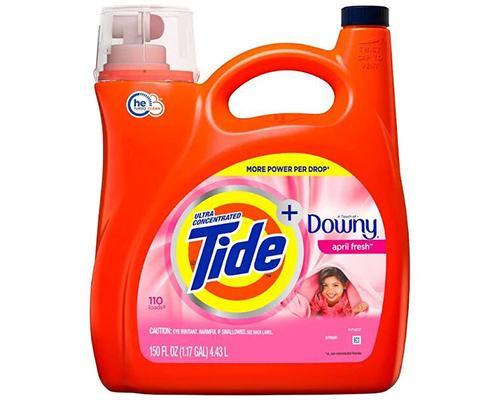 Tide Plus Downy Freshness • 9.25 lb