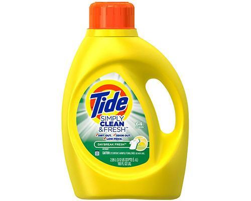 Tide Simply Clean & Fresh Daybreak Fresh • 100 oz