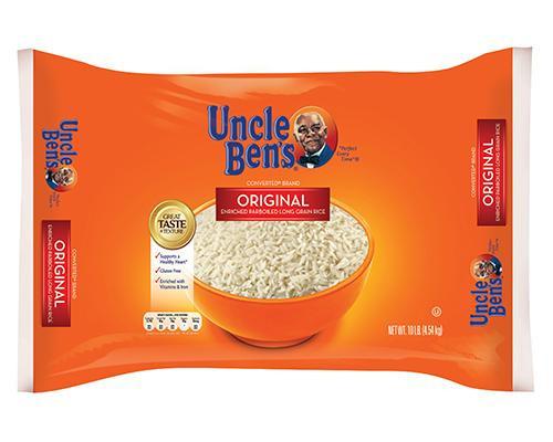 Uncle Ben's Rice Original • 10 lb