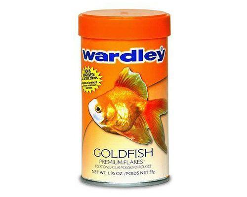 Wardley Fish Food • 55 g