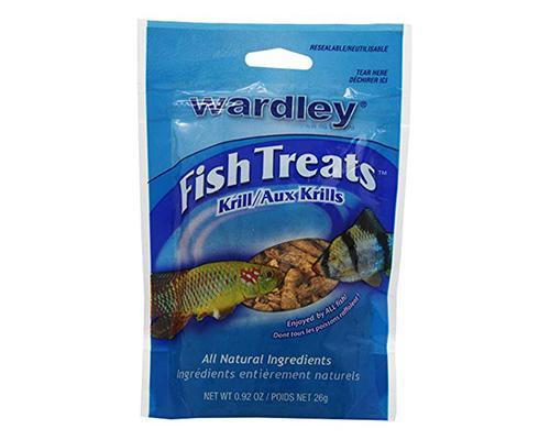 Wardley Fish Treats • 0.92 oz