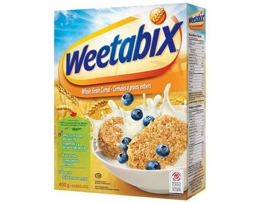 Weetabix Whole Grain Cereal • 215 g