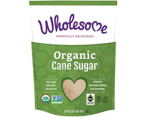 Wholesome Cane Sugar • 32 oz