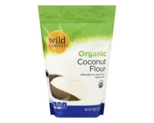 Wild Harvest Organic Coconut Flour • 16 oz