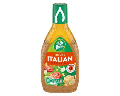 Wishbone House Italian Dressing • 15 oz