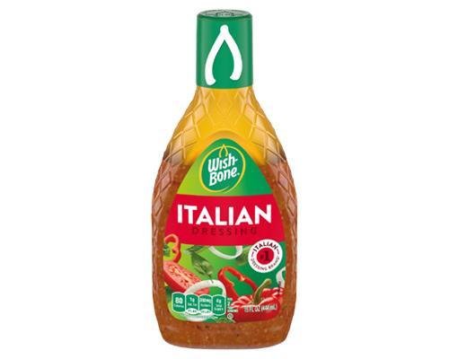 Wishbone Italian Dressing • 15 oz