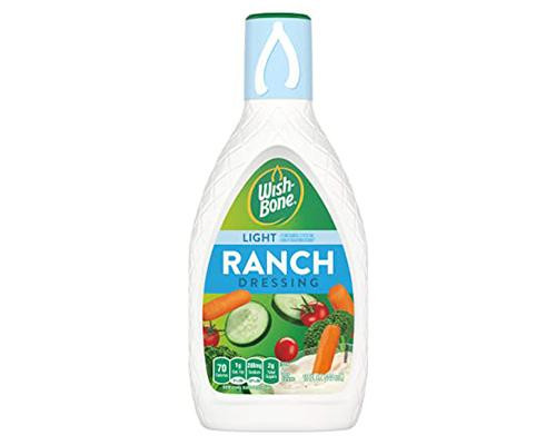 Wishbone Light Ranch Dressing • 15 oz