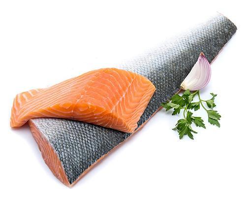 Salmon Fish Fillet