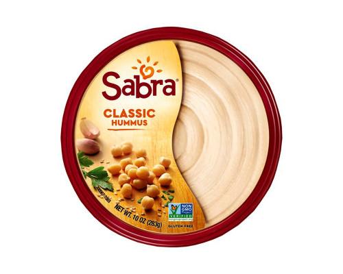 Sabra Hummus Classic • 10 oz