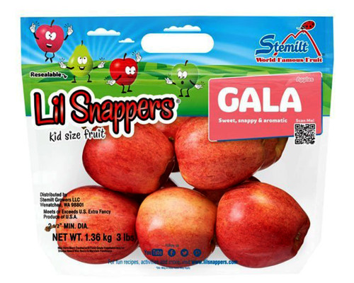 Lil Snappers Gala Apples • 3 lbs