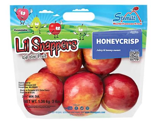 Lil Snappers Honeycrisp Apples • 3 lbs