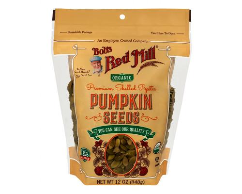 Bob's Red Mill Organic Pumpkin Seeds • 12 oz