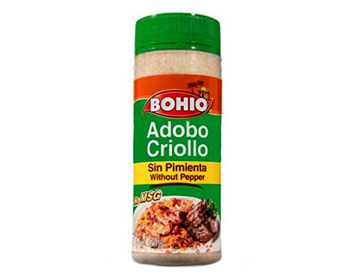 Bohio Adobo Sazon without Pepper • 16.5 oz