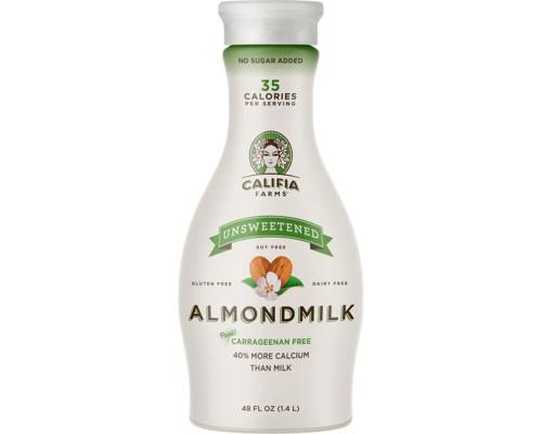Califia Unsweetened Almond Milk • 48 oz
