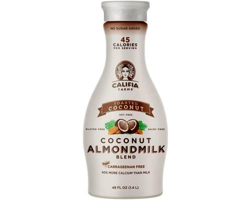 Califia Toasted Coconut Almond Milk • 48 oz