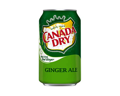 Canada Dry Ginger Ale • 12 oz