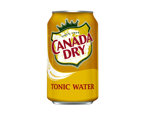 Canada Dry Tonic Water • 12 oz