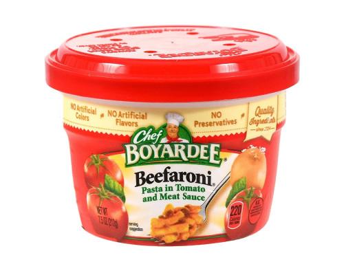 Chef Boyardee Beefaroni • 7.5 oz