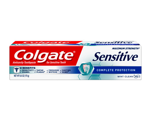 Colgate Sensitive • 6 oz