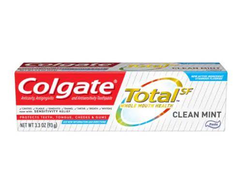 Colgate Total Clean Mint • 3.3 oz
