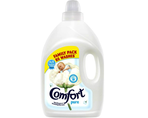 Comfort Pure Fabric Softener • 2 Ltr