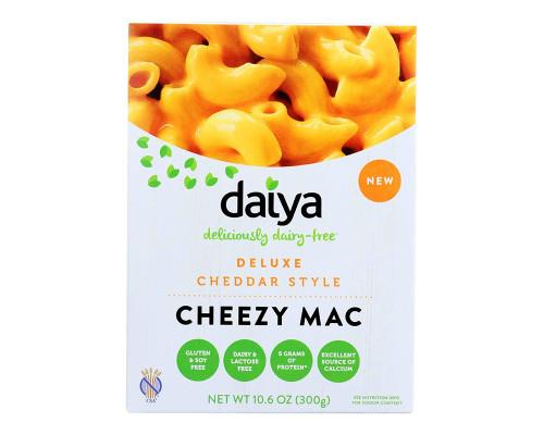 Daiya Cheezy Mac Deluxe Cheddar Style • 10.60 oz