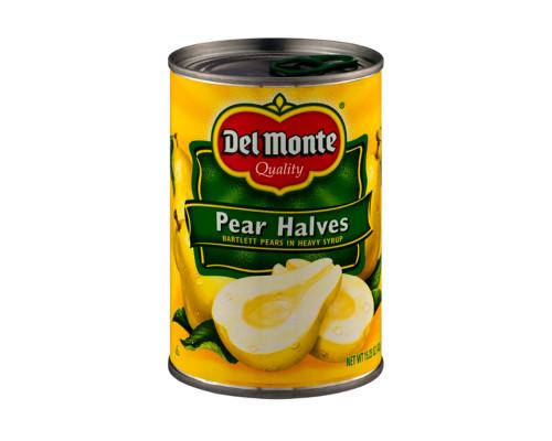 Del Monte Pear Halves • 15.2 oz