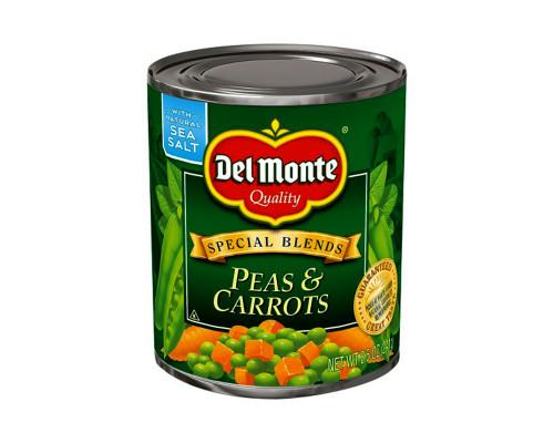 Del Monte Peas & Carrots • 8.25 oz