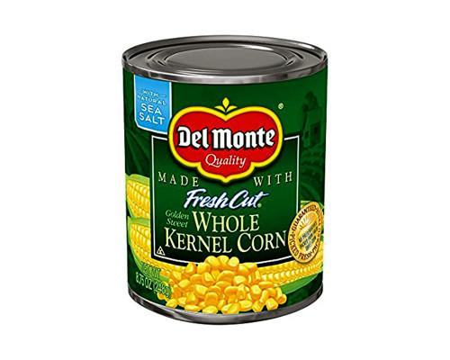 Del Monte Whole Kernel Corn • 8.75 oz