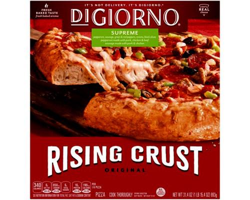 Digiorno Frozen Pizza - Supreme • 31.5  oz