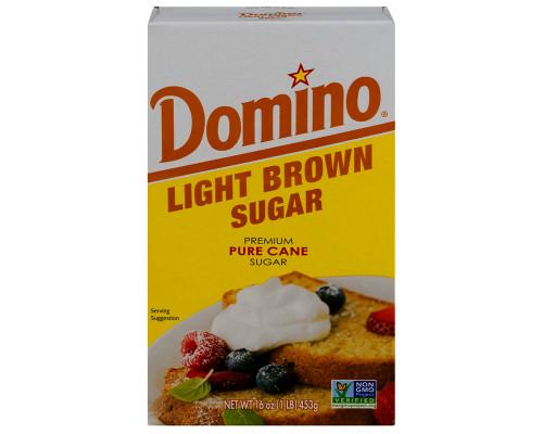 Domino Light Brown Sugar • 1 lb