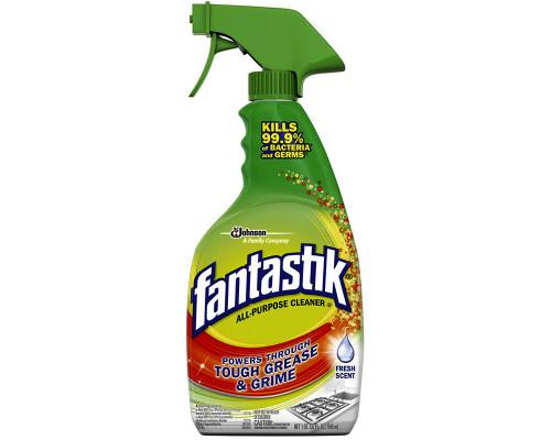 Fantastik Scrubbing Bubbles All Purpose Cleaner • 32 oz