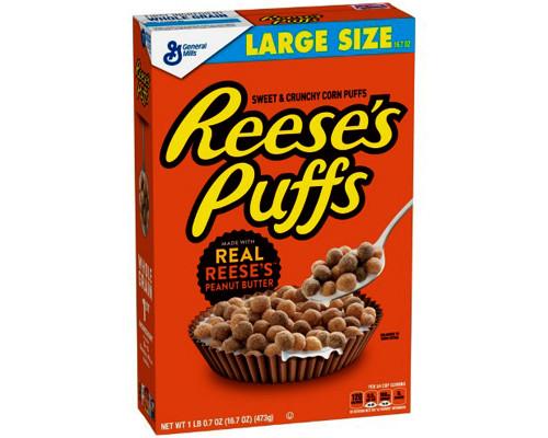 General Mills Reeses Puffs • 16.7 oz