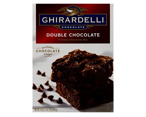 Ghirardelli Double Chocolate Brownie • 18 oz