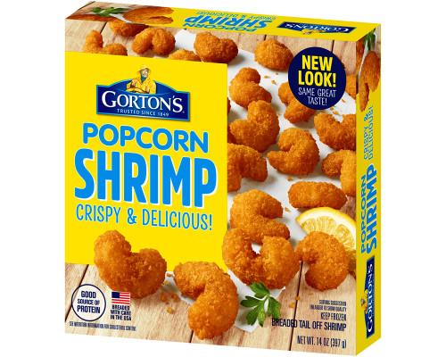 Gortons Popcorn Shrimp • 14 oz