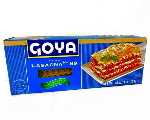 Goya Lasagna • 16 oz