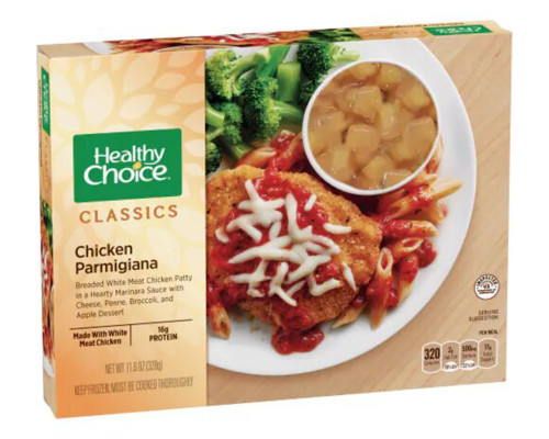 Healthy Choice Chicken Parmigiana • 11.6 oz