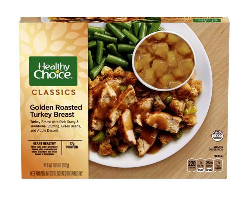 Healthy Choice Grilled Roasted Turkey Breast • 10.5 oz