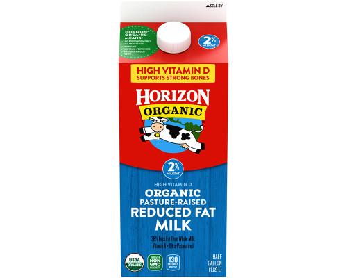 Horizon Organic 2% Milk • 64 oz