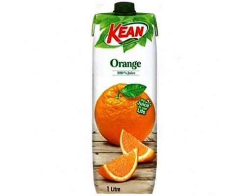 Kean Orange Juice 100% • 1 Ltr