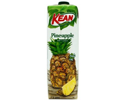 Kean Pineapple Juice 100% • 1 Ltr