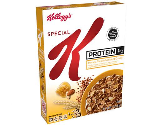 Kellogg's Special K Protein Honey Almond • 11 oz