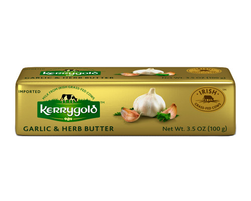 Kerrygold Garlic Herb Butter Stick • 3.5 oz
