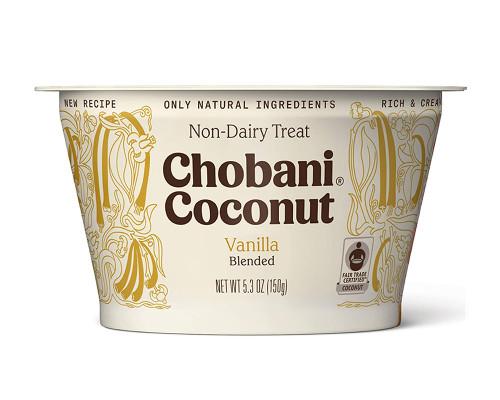Chobani Coconut Vanilla Non-Dairy • 5.3 oz