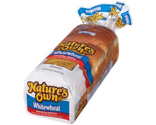 Nature's Own Whitewheat Bread • 20 oz