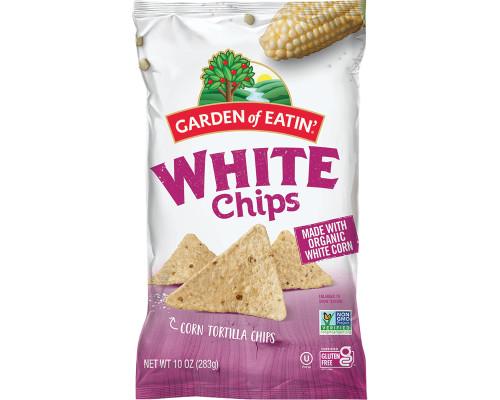 Garden of Eatin White Chips • 10 oz